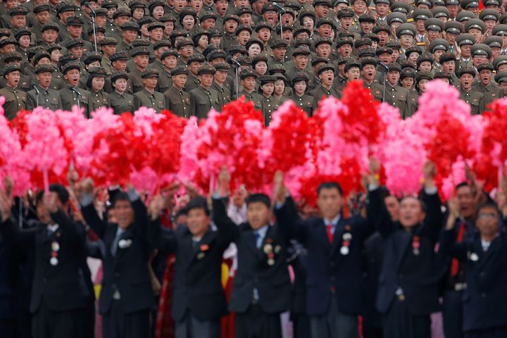 Kim used the party congress to highlight North Korea's aim to expand its nuclear arsenal.
