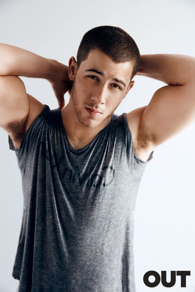 Nick Jonas says he's perplexed by criticism ofhis appearances at gay clubs.