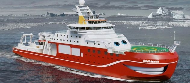 Boaty McBoatface Scientists Tell MP Committee They Would Do It All