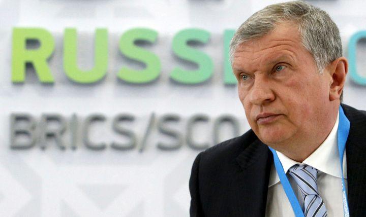 Top Russian oil executive Igor Sechin said internal differences are killing OPEC.