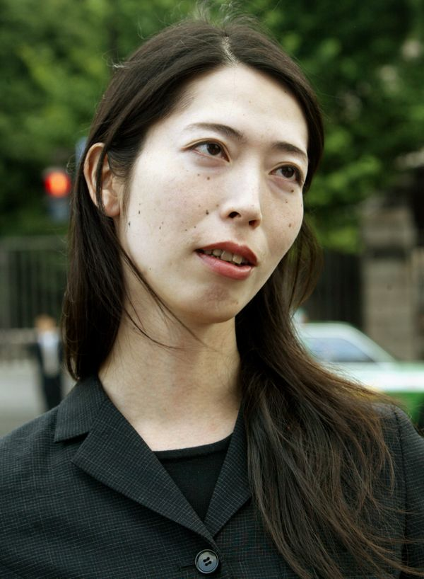 "Kamikawa, who is a Tokyo municipal official, became Japan's <a href=""http://www.japantimes.co.jp/life/2011/11/20/general/para"