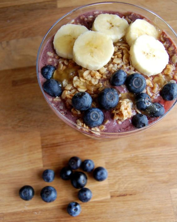"""<strong>Get the <a href=""""http://margaritasintherain.com/2013/04/acai-bowls/"""" target=""""_blank"""">Soy Acai Milk recipe</a> from Ma"""