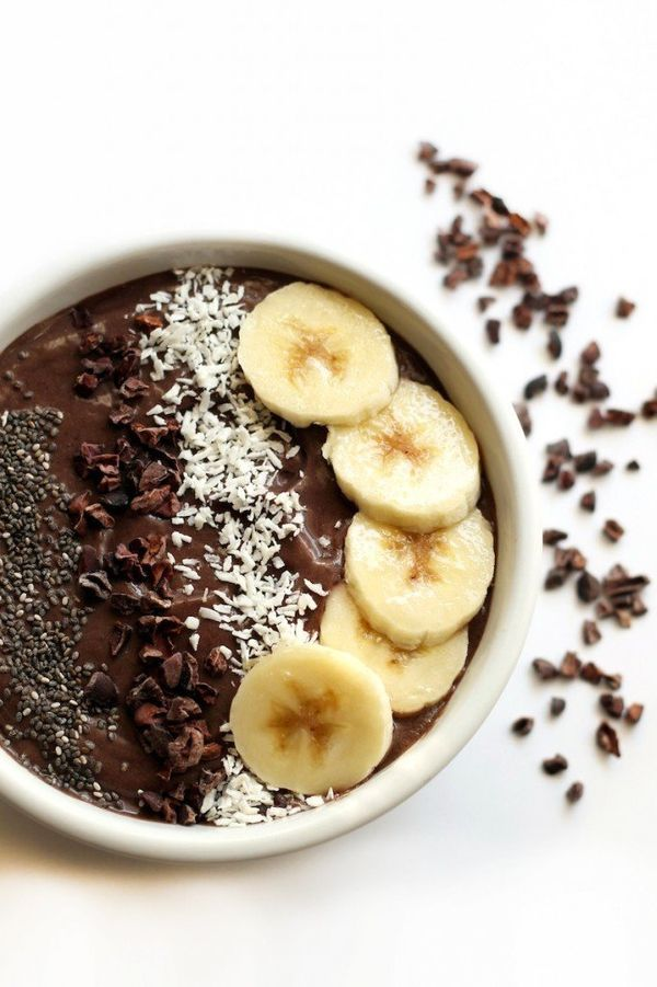 "<strong>Get the <a href=""http://www.hummusapien.com/banana-cacao-avocado-acai-bowl/"" target=""_blank"">Banana Cacao Avocado Bow"