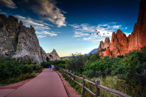 Most ofus thinkDenver when we dream of moving to Colorado, but Colorado Springs is an option that should not be o