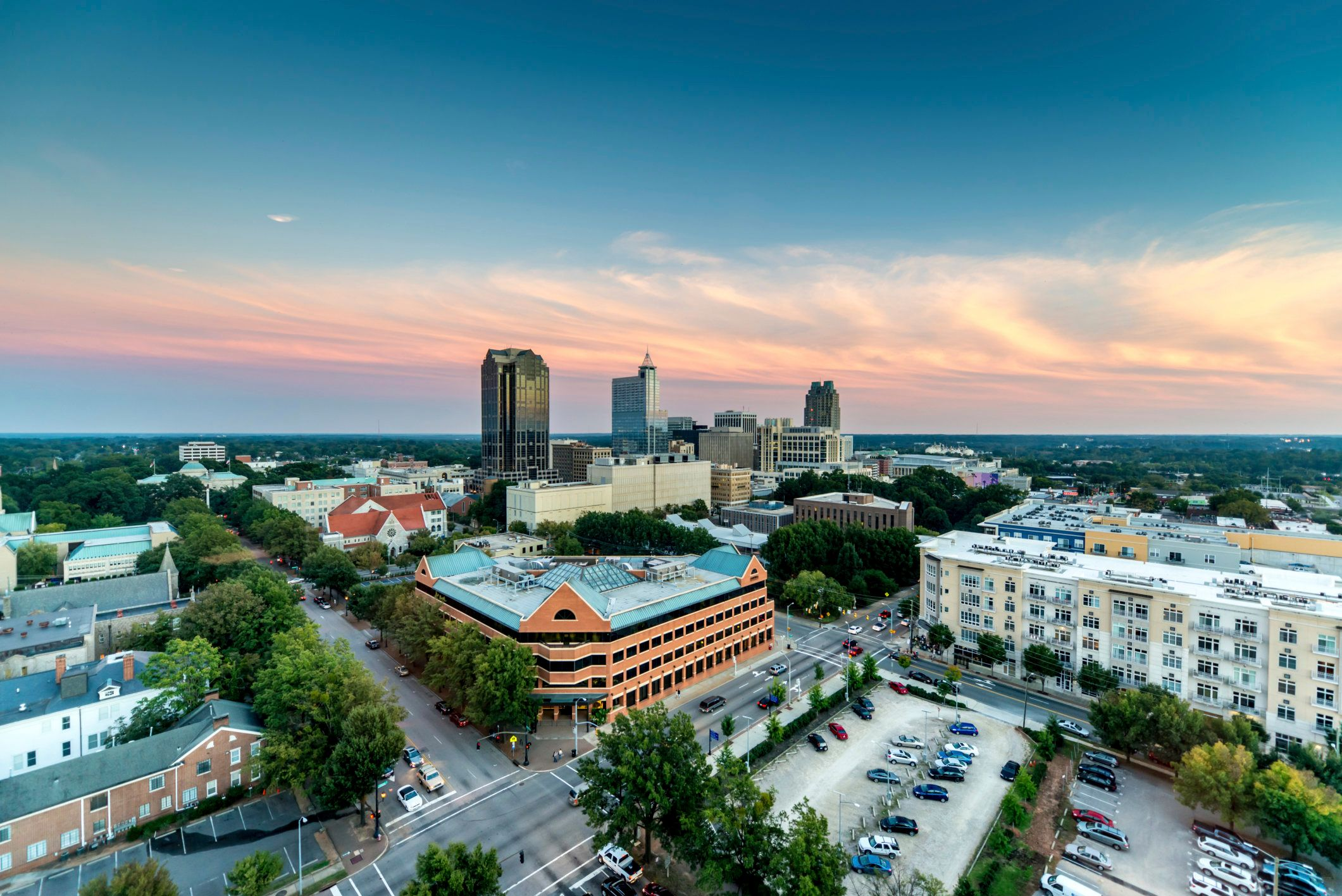 """Raleigh ranked especially well for its <a href=""""https://www.aier.org/edi-2016/Raleigh-NC"""" target=""""_blank"""">number of highly-ed"""
