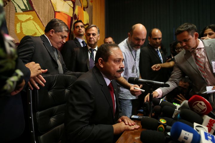 On Monday, Waldir Maranhao,the acting speaker of Brazil's lower house,announced adecision to annul the Pres