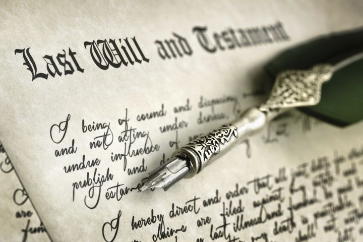 7 Nasty Things That Can Happen If You Die Without A Will Huffpost