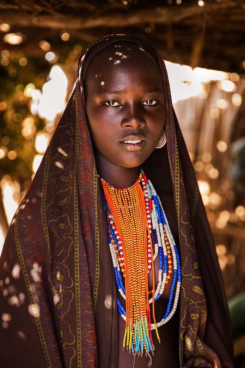 In Omo Valley, Ethiopia you have the chance to explore tribes that live like thousands of years ago.  Nudity is something nor
