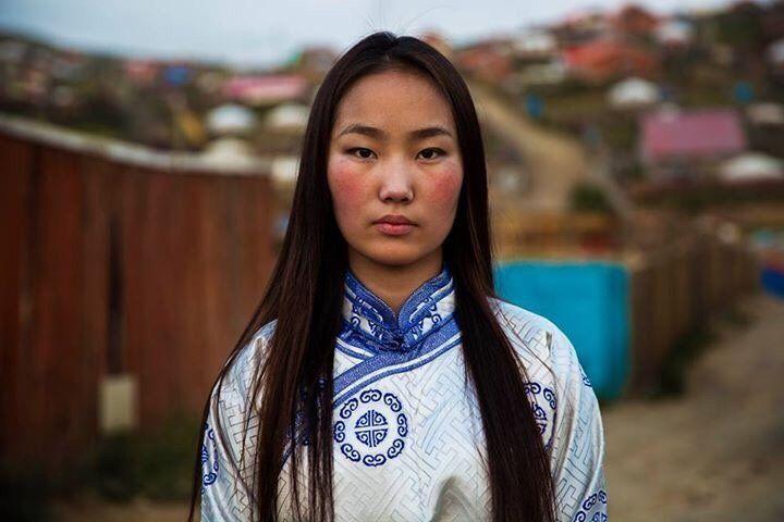 Mongolia, a few weeks ago.