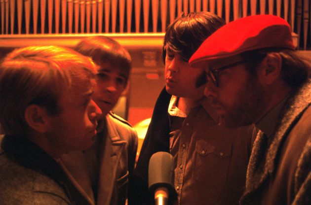 The Beach Boys Finally Confirm Those Legends About 'Pet