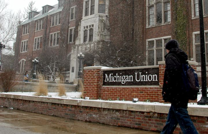 The University of Michigan sets forth a limited list of employees who must report sexual assaults.