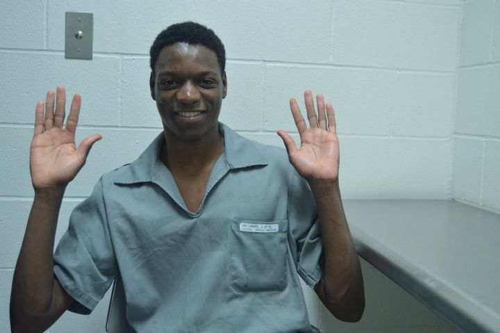 Ferguson activist Josh Williams, 20, is incarcerated in the Eastern Reception, Diagnostic and Correctional Center i