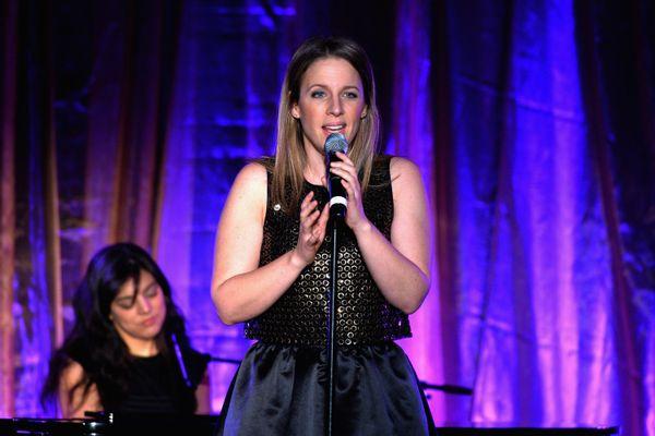 NEW YORK, NY - MAY 09: Actress and singer