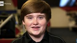 14-Year-Old CEO Declines $30 Million Offer For First-Aid Vending Machine