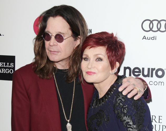 Sharon Osbourne has split from rocker husband