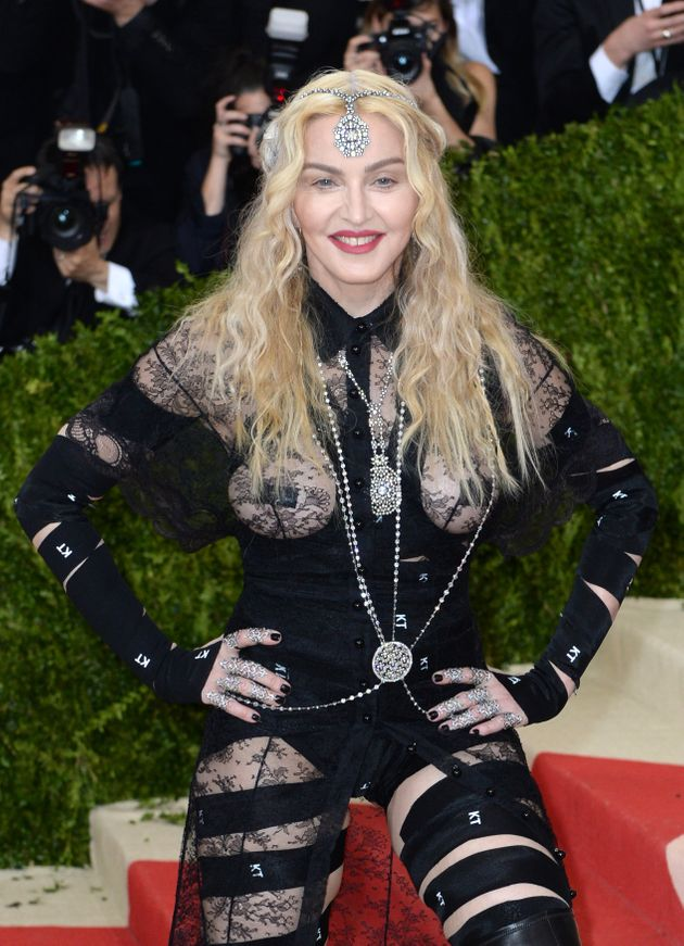 Madonna was the subject of Danny Dyer's first