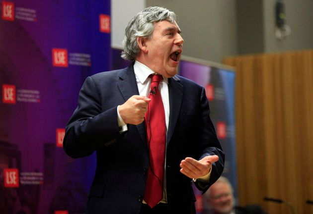 Gordon Brown Would Be 'Happy' To Take On Boris Johnson In Live EU Referendum