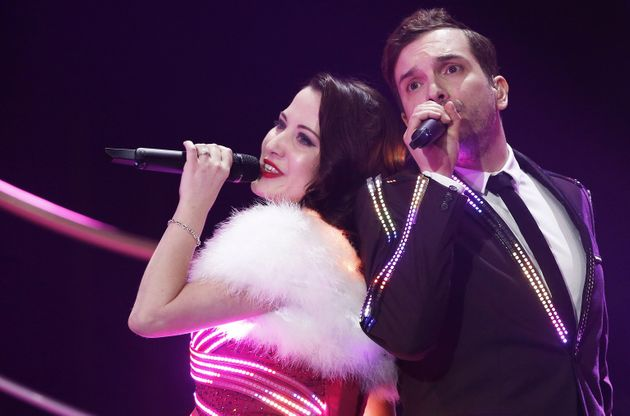 Not much love for the UK's Electro Velvet in 2015 from anyone,