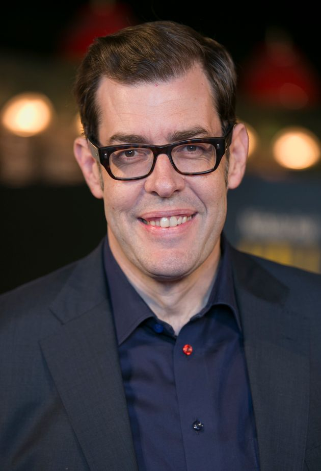 Richard Osman will read out the UK scores at Eurovision on