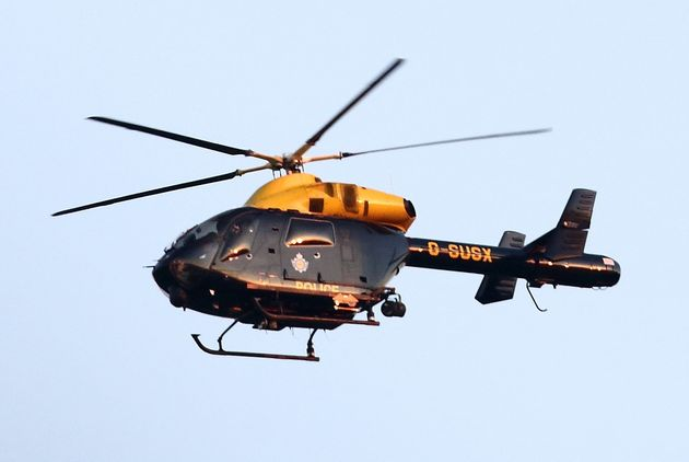 Schoolboy Targeted Police Helicopter With Laser After PlayStation
