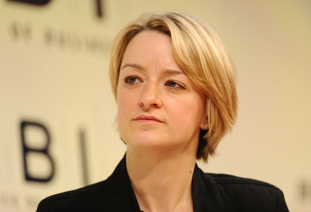 Hissed and booed: BBC political editor Laura