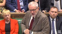 PMQs: Corbyn Calls Out Osborne's National Living
