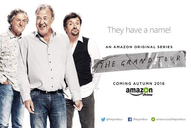 'The Grand Tour': Jeremy Clarkson, Amazon Prime Reveal Name Of New Car