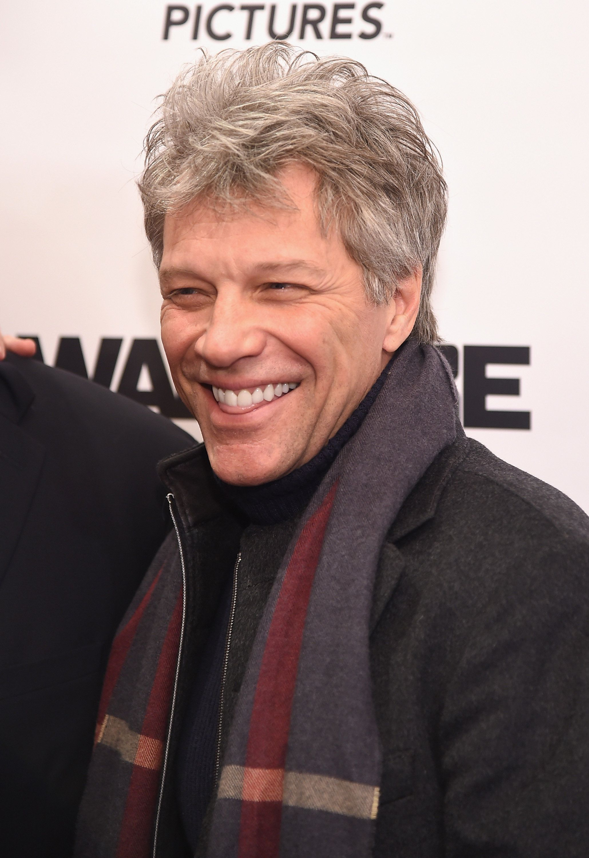 NEW YORK, NY - DECEMBER 02:  Jon Bon Jovi attends 'The Wannabe' New York premiere at Crosby Street Hotel on December 2, 2015 in New York City.  (Photo by Michael Loccisano/Getty Images)