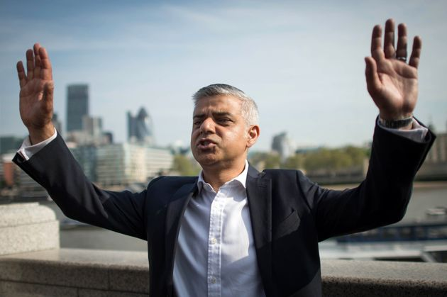 Mayor Of London Sadiq Khan: 'Wise' For Him To Visit America Before Donald Trump Becomes