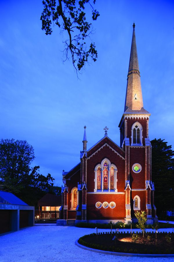 """This is the Knox Church, a <a href=""""https://www.bayside.vic.gov.au/things_to_see_and_do/architecturaltrail_john_knox_trail.ht"""