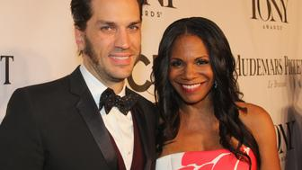 NEW YORK, NY - JUNE 08:  Actors Will Swenson and Audra McDonald attend the American Theatre Wing's 68th Annual Tony Awards at Radio City Music Hall on June 8, 2014 in New York City.  (Photo by Bruce Glikas/FilmMagic)