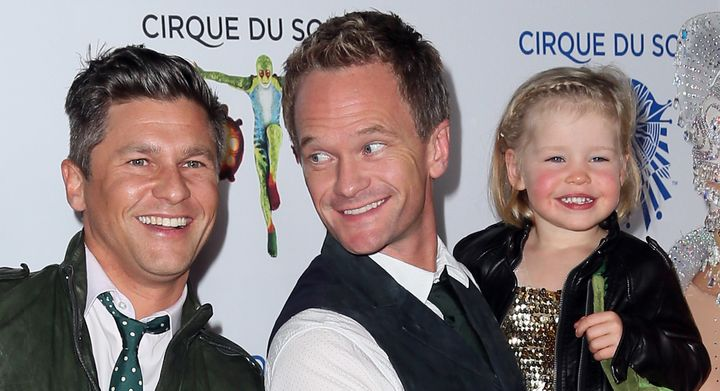 Neil Patrick Harris and his husband David Burtka named their daughter Harper.