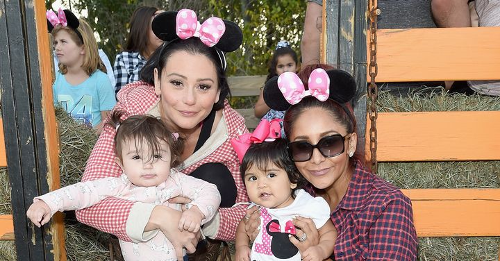 "Reality star ""JWoww"" named her daughter Meilani."