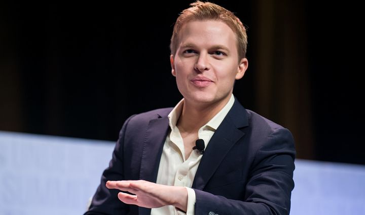 Activist, journalist and lawyer, Ronan Farrow is taking the media to task for silencing victims of sexual assault.