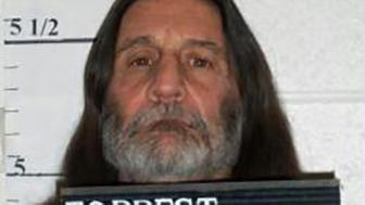 Death row inmate Earl Forrest is seen in a February 12, 2014 picture released by the Missouri Department of Corrections.  Forrest is scheduled to be executed May 11, 2016.  REUTERS/Missouri Department of Corrections/Handout   ATTENTION EDITORS - THIS IMAGE WAS PROVIDED BY A THIRD PARTY. EDITORIAL USE ONLY