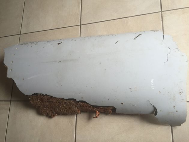 Plane debris found in South Africa 'almost certainly' from MH370