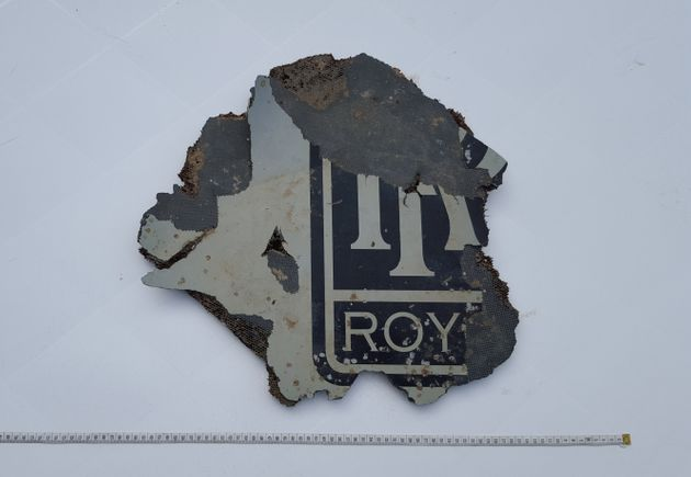 Debris found in South Africa is