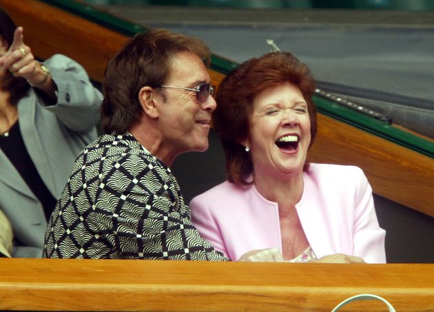 Sir Cliff has also been rocked by the death last year of close friend Cilla