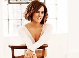 Caroline Flack Opens Up About Body-Shaming Comments
