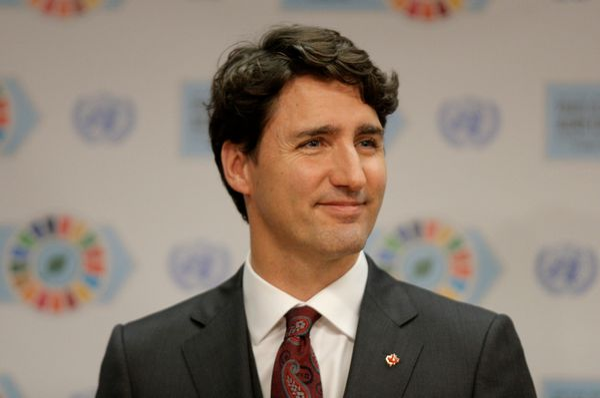 "Canadian Prime Minister Justin Trudeau <a href=""http://www.attn.com/stories/4793/justin-trudeau-responds-to-donald-trump"" tar"