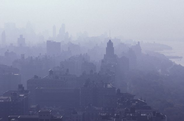 This Is What Air Pollution Is Doing To Your