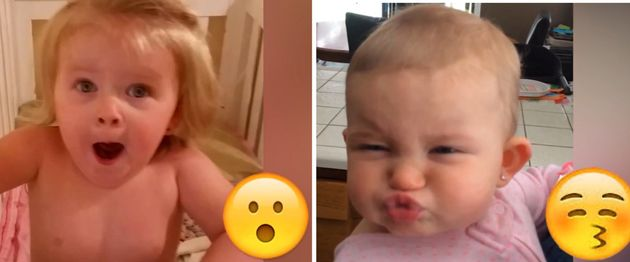 13 Babies And Toddlers Who Are Basically Real-Life