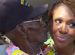 Cigar-Smoking, Whiskey-Swigging Oldest Veteran Turns 110