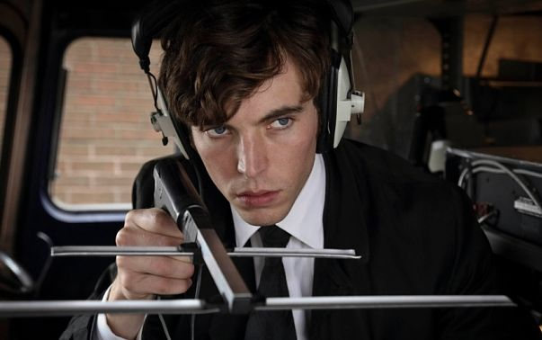 I'm still championing this fellow - Tom Hughes, seen in BBC spy thriller 'The