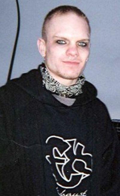Jeremy Steinke pictured prior to his arrest.