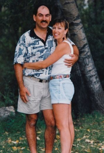 Marc and Debra Richardson appear in this undated photo that was circulated after their deaths.