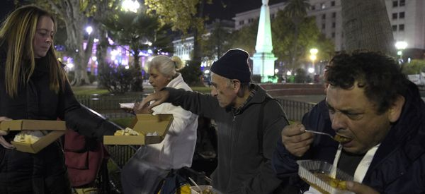 'Solidarity Fridges' Offer Free Food To The Hungry, With Dignity