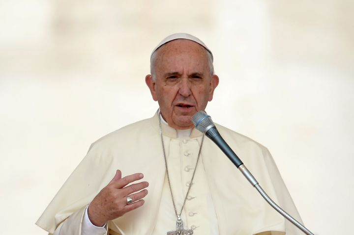 The pontiff hasagreed to set up a commission to look into whether women could serve as deacons.