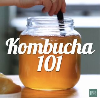 How to brew your own kombucha.