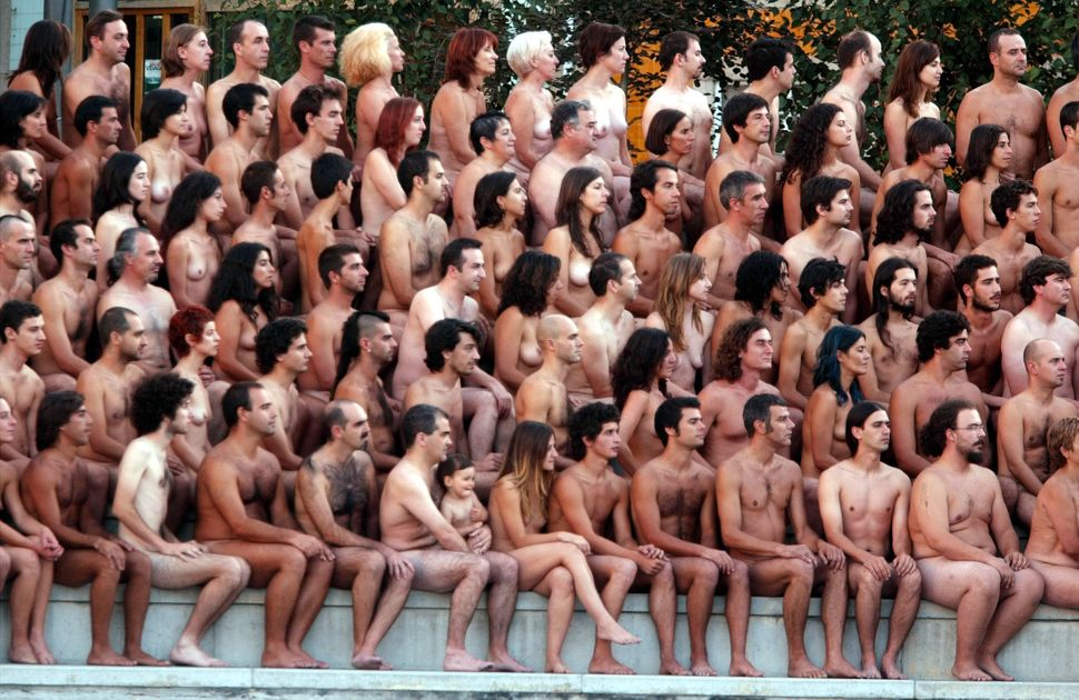 photo by Spencer Tunick
